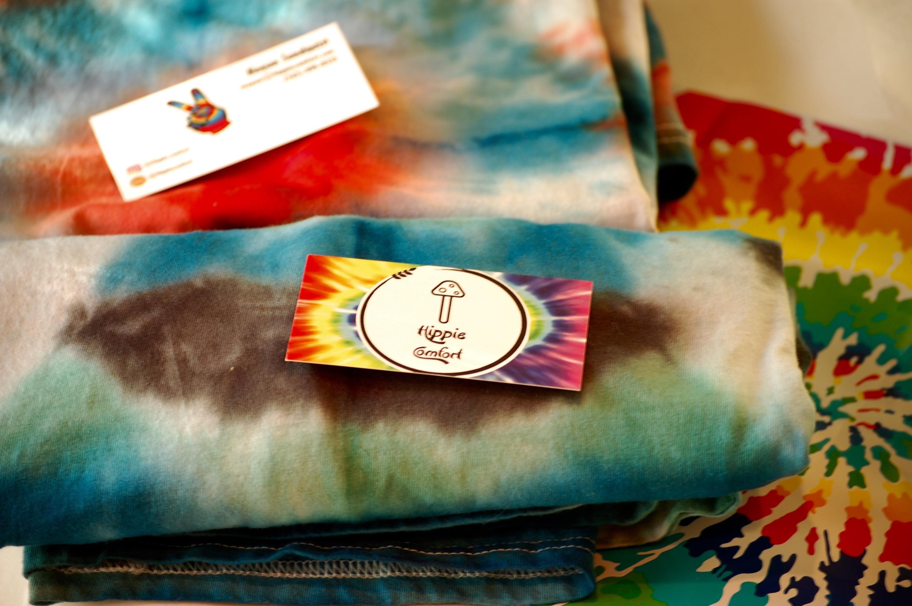 Tie Dye Apparel